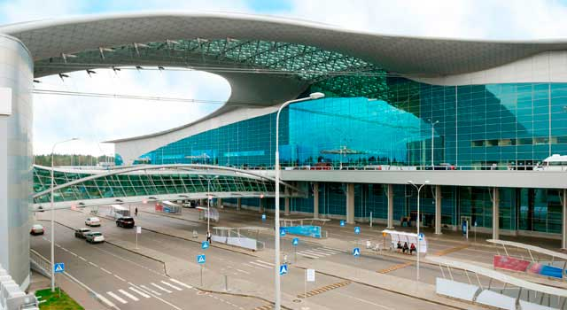 Sheremetyevo Airport served 31,5 Million passengers in 2014.